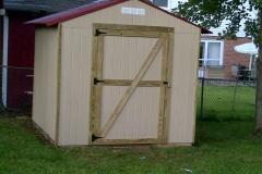 Storage shed in Upper Marlboro.