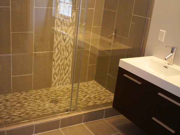 Our Work Desire Contracting - Bathroom remodeling bowie md