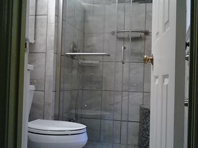 Bathroom Renovation: Lanham, MD