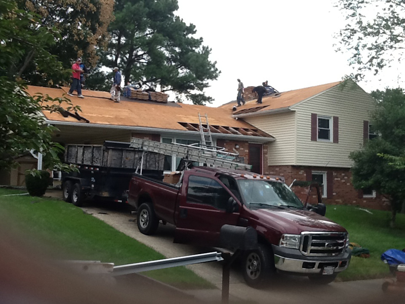 Roof Replacement: Upper Marlboro MD