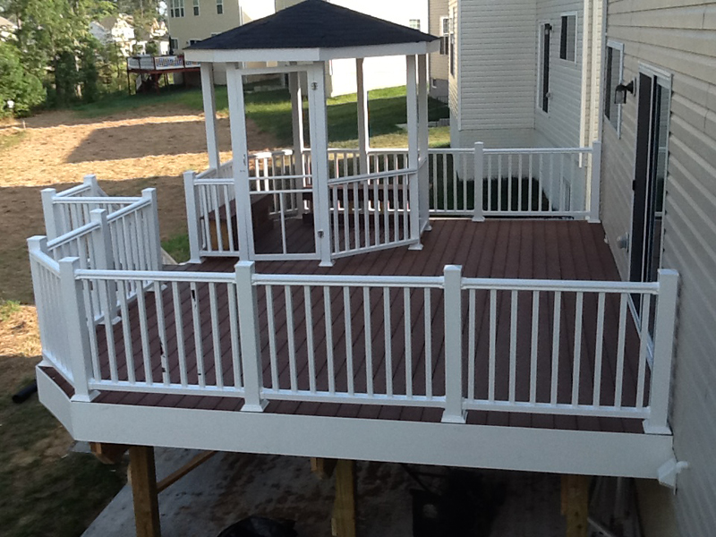 New Deck Construction: Brandywine, MD