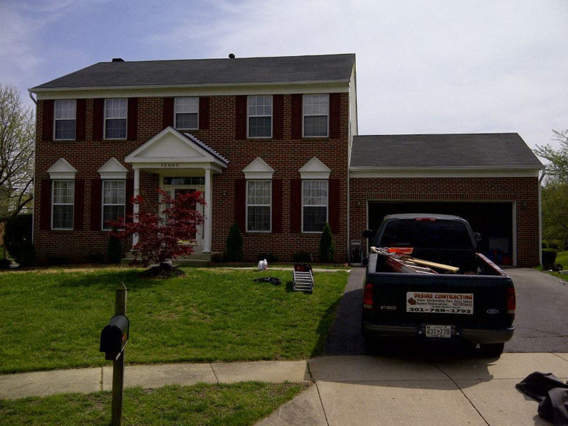 Roof Shingles Installation: Bowie, MD